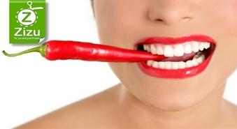 Lai smaids veselīgi mirdz: profesionālā zobu higiēna ar 57% atlaidi