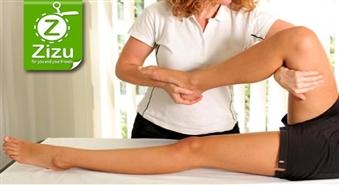 Parūpējies par muguras, muskulatūras un locītavu veselību: konsultācija pie fizioterapeita ar 50% atlaidi