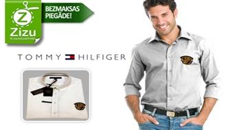 Stilīgie Tommy Hilfiger vīriešu krekli ar jūsu izvēlēto izmēru un dizainu tikai par Ls 22,5. BEZMAKSAS PIEGĀDE no Post24!