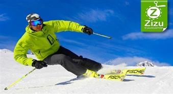 Aizraujoši ziemas prieki: ķer adrenalīnu Dolomītu Alpos!