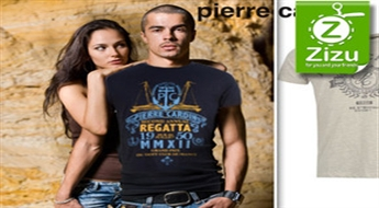 Stilīgs vīriešu T-krekls Pierre Cardin – jūsu izvēlētā modeļa, krāsas un izmēra – tikai par € 14,5. Piegāde VISĀ LATVJĀ!