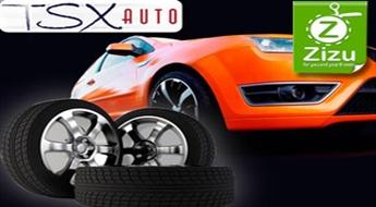 """Kvalitatīva riepu maiņa un balansēšana """"TSXauto"""" autoservisā Pārdaugavā ar 50% atlaidi!"""