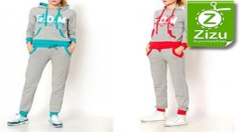 Sieviešu sporta kostīms jūsu izvēlētajā krāsā tikai par € 17,9. Piegāde VISĀ LATVIJĀ!