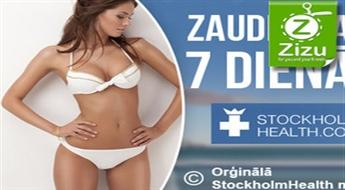 """Individuāli sastādīta online notievēšanas programma """"Stockholm Health"""" septiņām dienām ar 84% atlaidi!"""