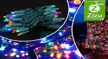 IZPĀRDOŠANA – TAGAD VĒL PAR 30% LĒTĀK: skaistas LED virtenes ar 100 vai 200 lampiņām, sākot no € 4,8. Piegāde VISĀ LATVIJĀ!