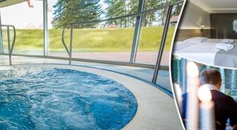 """LIETUVA: Atpūta DIVIEM viesnīcā """"Royal SPA Residence"""" (Standart+ vai Mini Lux kategorijas numurs, 1 vai 2 naktis) ar brokastīm, baseina un pirts kompleksa apmeklējumu un atveseļojošām procedūrām, sākot tikai no € 79!"""