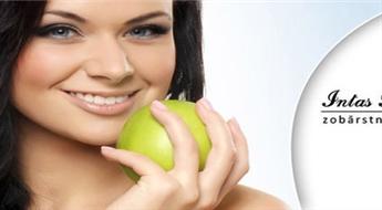 Pilna profesionālā ultraskaņas zobu higiēna ar 43% atlaidi!