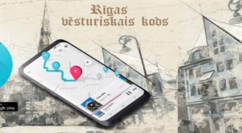 """Atlaide 50% audio kvestam """"Rīgas vēsturiskais kods"""" aplikācijā """"Qwixi Tour""""!"""