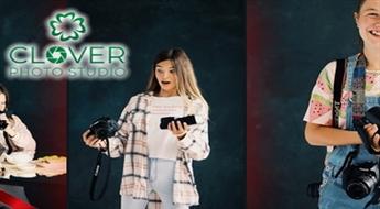 """Aizraujošs fotokurss iesācējiem """"Fotogrāfijas pamati – kā kļūt par profesionālu fotogrāfu"""" pieaugušajiem un bērniem"""