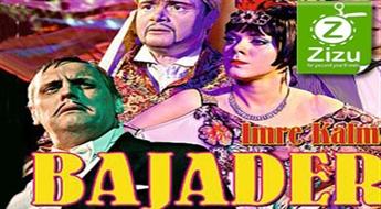 """Biļetes uz Imre Kalmana slaveno opereti """"Bajadēra"""" ar 35% atlaidi. Indijas prinča un franču aktrises mīlas stāsts!"""