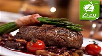 """Kolosāla šefpavāra radīta ēdienkarte kafejnīcā """"Cafe Lungo"""" ar atlaidi 50% atlaidi. NEMAKSĀ VISU UZREIZ!"""