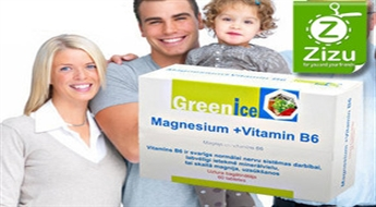 Ценная пищевая добавка с магнием и витамином B6 (60 таблеток) на два месяца всего за 3,9 €!