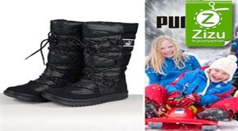 Ziemas zābaki Puma Snow Nylon boots, jūsu izvēlētās krāsas un izmēra, tikai par € 38. Piegāde VISĀ LATVIJĀ!