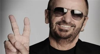 Eks-bītla Ringo Stāra koncerts Arēnā Rīga 50%
