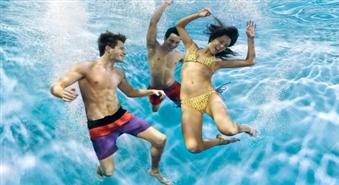Olimpiskā Sporta centra baseina apmeklējums jebkurā laikā -53%