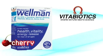 Мультивитамины Wellman