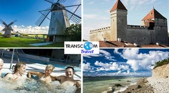 Transcom Travel: SPA brīvdienas Sāremā