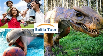 Baltia Tour: brauciens uz Klaipēdu