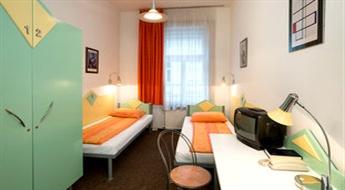2 vai 3 atpūtas naktis un brokastis diviem hostelī Budapeštā līdz -54%