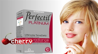 Vitabiotics: Perfectil Platinum с коллагеном Bio Marine