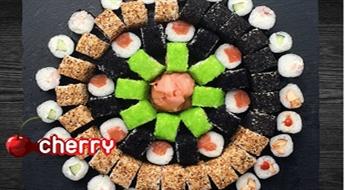 YOLO: suši komplekts PARTY (72 gab.)