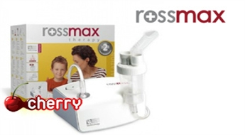 Компактный ингалятор Rossmax NB80