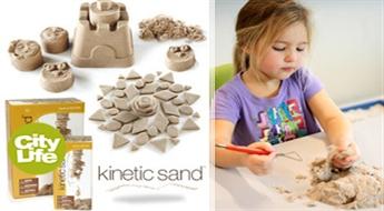 Kinētiskās smiltis (5 kg)