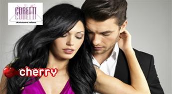 Coretti: matu krāsošana un griešana