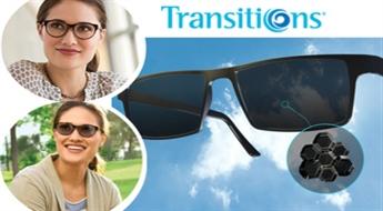 Optika1: фотохромные линзы для очков
