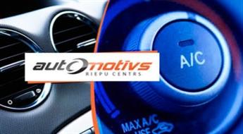 Auto kondicionēšanas sistēmas vakuuma tests un uzpilde vai tīrīšana