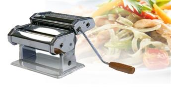 Atklāj itāļu virtuvi! Ierīce pastas pagatavošanai