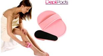 DepilPads depilācijas spilventiņi
