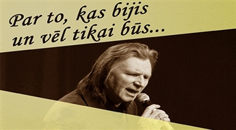 Viktora Lapčenoka koncerts 8. martā -40% Ielūdz galerija-skatuve DEGUNRADZIS!