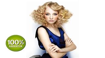 Bioloģiskie ilgvilņi Permanent Waves jebkura tipa matiem -64%