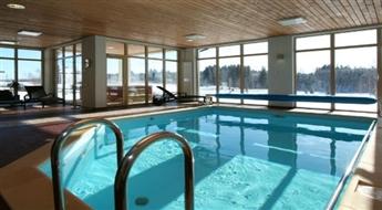 Relaksācija SPA atpūtas un pirts kompleksā SPA viesnīcā Ezeri, Siguldā -40% Piedāvājums spēkā VISU VASARU!