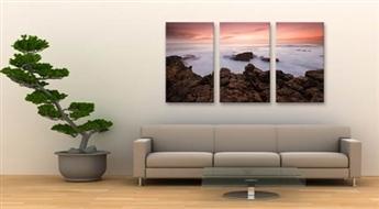 Izvēlies savu mīļāko foto un pārvērt to gleznā! Kanvas auduma apdrukas pasūtījums e-druka.lv -50%