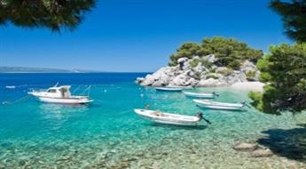 Horvātija - Atpūties Makarskas rivjērā