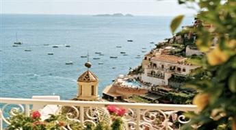 Itālija - Roma un Tirēnu jūras pērles: Amalfi piekraste un Kapri sala