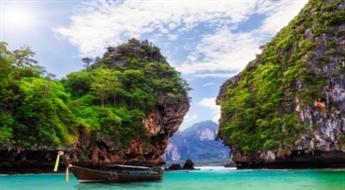 Taizeme - Bangkoka un Krabi