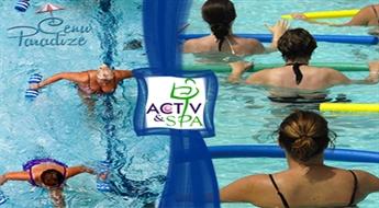 Ūdens aerobikas nodarbības