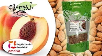 Organiski rūgtie aprikožu kauliņu kodoli Tavai veselībai (200-500 g)