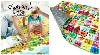 Bērnu attīstošais paklājs 200 x 180cm