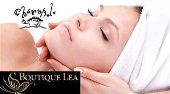 Boutique Lea: Hiroplastiskā masāza sejai
