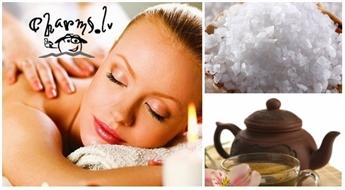 Boutique Lea: Sāls terapija ar tējas ceremoniju