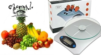 Elektroniskie virtuves svari - neaizvietojams palīgs virtuvē!