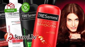 (+jaunumi) Profesionālie šampūni un kondicionieri TRESemme. Kosmētika matiem №1 Anglijā!