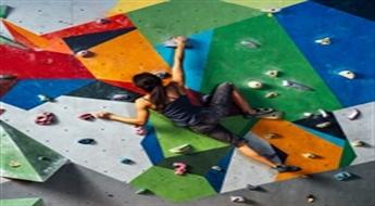 Boulderings - klinšu kāpšanas nodarbība