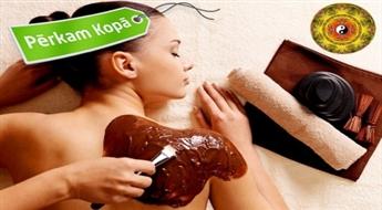 Īsta svētlaime! Ārstnieciska un relaksējoša Champi, Abhuanga vai šokolādes masāža