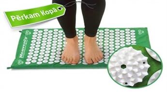 Акупунктурный и массажный коврик для крепкого здоровья и бодрости