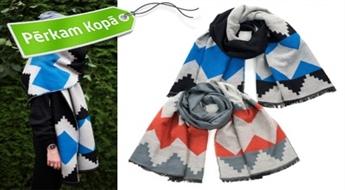 Aukstajām dienām! Siltas sieviešu šalles - dažādi modeļi, krāsas un izmēri